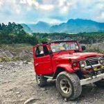 Paket Wisata Lava Tour Merapi  Murah