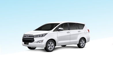 Rental Toyota innova reborn Jogja